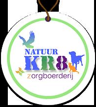 Natuurkr8 loader logo