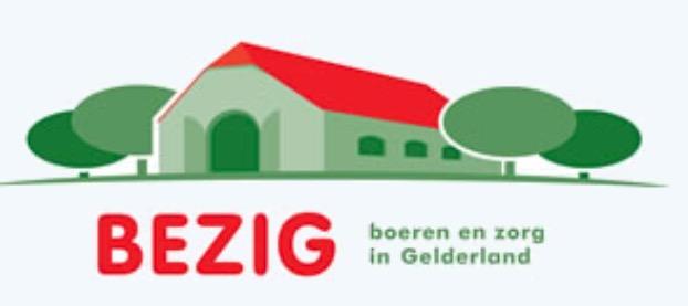 bezig boeren en zorg in Gelderland